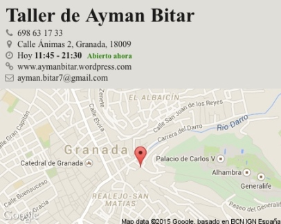 Ayman Bitar Taller
